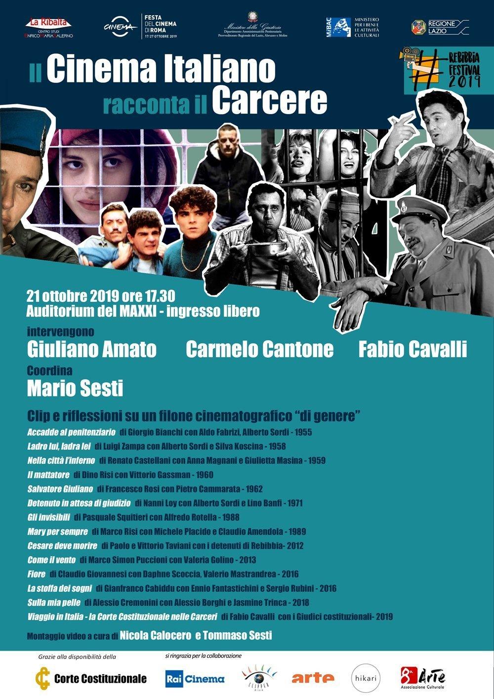 Il Cinema italiano racconta il carcere